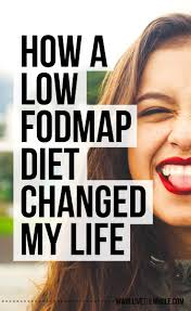 how a low fodmap diet changed my life live the whole