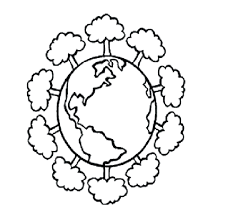 coloring pages free printable earth coloring sheets free