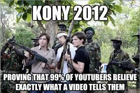 Kony Meme - the most outrageous kony memes
