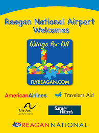 Reagan Airport Map Wings For All Metropolitan Washington Airports Authority