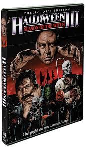 halloween 4 remake amazon com halloween iii season of the witch collector u0027s