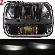 car light bulb replacement 5x7 led sealed beam truck rectangular headlight bulb replacement