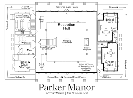 parker manor wedding venue the springs events