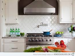 unique kitchen backsplash ideas 15 beautiful kitchen backsplash ideas home design lover