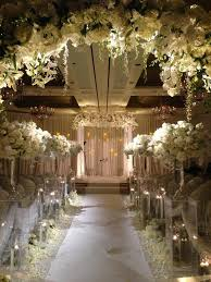 wedding designers weddings setting the style for a winter white ceremony evantine
