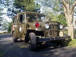 willys jeep truck hc template