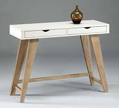 designer schreibtisch wei lounge zone design schreibtisch sekretär konsole arizona ii weiß