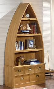 boat bookcase a ride for your books
