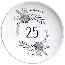 personalized anniversary plates items similar to wedding plate personalized in lime on etsy