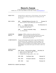 Hospitality Objective Resume Objective In Resume Whitneyport Daily Com