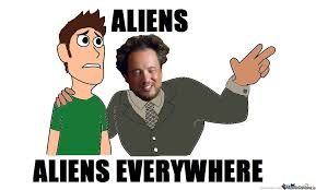 Toy Story Aliens Meme - aliens everywhere by recyclebin meme center
