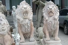 lion statues for sale lion garden statues for sale sitting lion on plinth outdoor lion