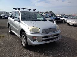 used toyota used toyota rav 4 2001 best price for sale and export in japan