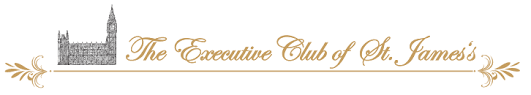 executive club logo   Executive Club of St James     s