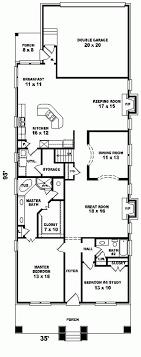 narrow lot home plans apartments home designs for narrow lots northhton narrow lot