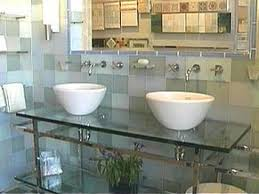 design your bathroom in glass hgtv