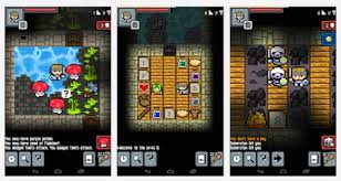 android roguelike loot dungeon android brings rogue like rpg to play store