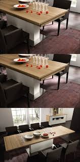 homely ideas expanding dining table innovative decoration small