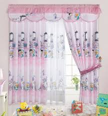 Plastic Sheet Curtains Baby Room Curtain Blue Plastic Cart Chair White Gray Color Theme