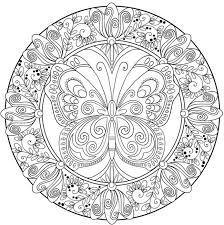 beautiful mandala coloring pages coloring pages printable mandala coloring pages for adults