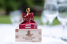 Themed Favors by Photo Themed Idea For Wedding Favors Tokyo Wedding Photography