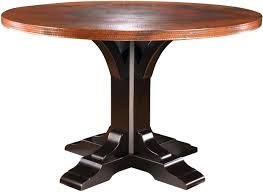 Copper Top Dining Room Tables Copper Table Topcopper Top Maintenance Tables From Storehouse