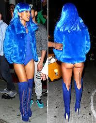 Lil Kim Halloween Costumes Celebs U0027 Skimpiest Halloween Costumes Farrah Abraham