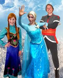 fire pixie frozen birthday party ideas hire elsa anna kristoff