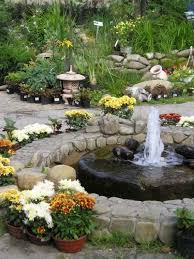 classy front yard fountain for extravagant house exterior