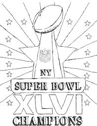 download coloring pages super bowl coloring pages super bowl