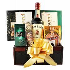whiskey gift basket whiskey gift baskets ireland uk belgium denmark sweden