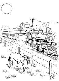 Steam Locomotive Coloring Pages Popular Train Coloring Pages 22 Train Engine Coloring Page Images by Steam Locomotive Coloring Pages