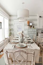 Shabby Chic Dining Table Set 35 Beautiful Shabby Chic Dining Room Decoration Ideas Listing More