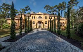 the villa belle a southern estate home