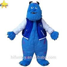 sully costume sully mascot costume sully mascot costume suppliers and