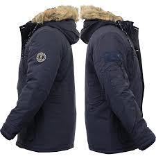 2k16aug mens crosshatch branded killborn designer zip through fur