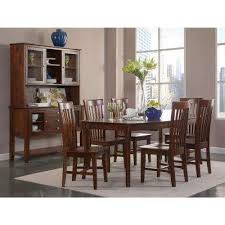 espresso dining chairs kitchen u0026 dining room furniture the