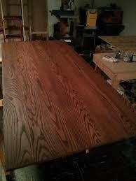 Red Oak Table by Red Oak Table