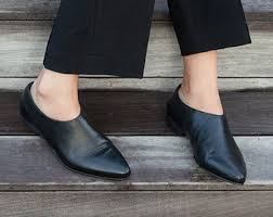 womens black leather boots sale s oxfords tie shoes etsy