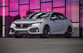 2017 honda civic hatchback sport first test motor trend