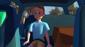 Toy Story Andys Bedroom Andy Andrew Davis Character From U201ctoy Story U201d Pixar Planet Fr