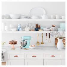 white u0026 gold kitchen collection featuring kitchenaid artisan target