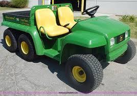 2004 john deere gator utility vehicle item bb9761 sold