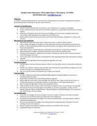 Example Resume For A Job by Handyman Resume Berathen Com