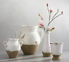 Oversized Vase Home Decor Tuscan Terra Cotta Vases Pottery Barn