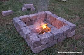 how to light a fire pit light up the night with a backyard fire pit and solar lights