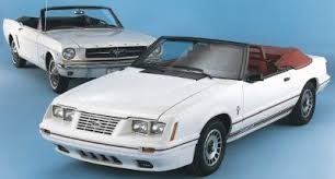 1983 mustang glx convertible value we ford s past present and future 1982 1986 ford mustang