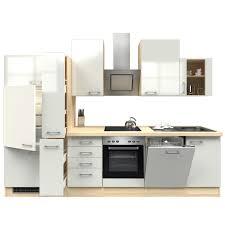Einbauk He Planen Küchenzeilen Mit E Geräten Günstig Online Kaufen Auf Roller De