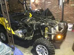 homemade jeep snorkel sharing snorkel project can am commander forum