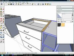 sketchup furniture design sketchup kitchen design dynamic